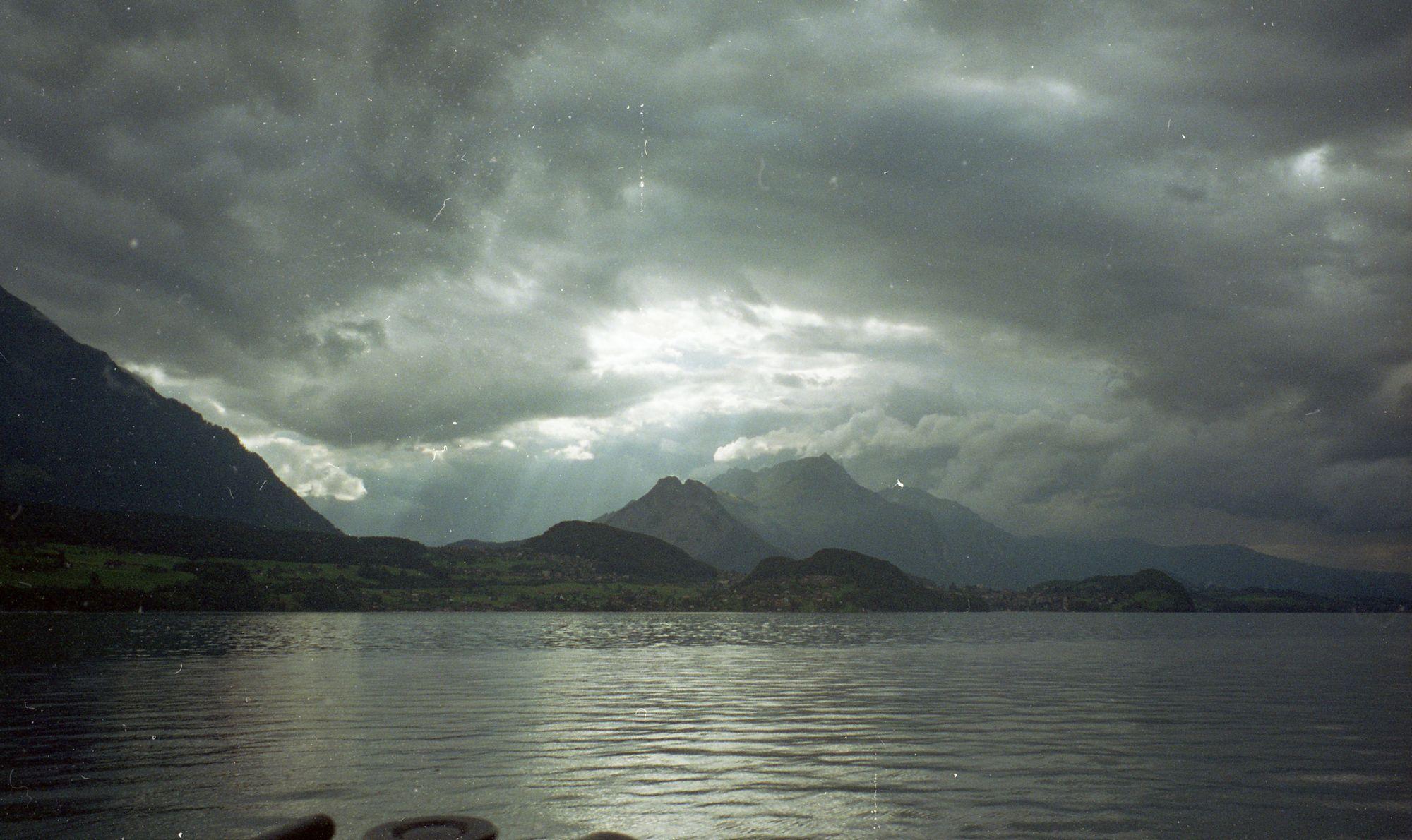 Generic photo of European lake