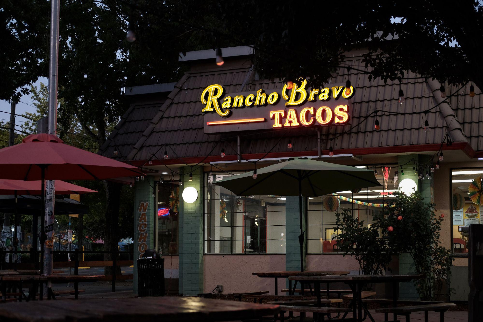 Rancho Bravo Capitol Hill Seattle