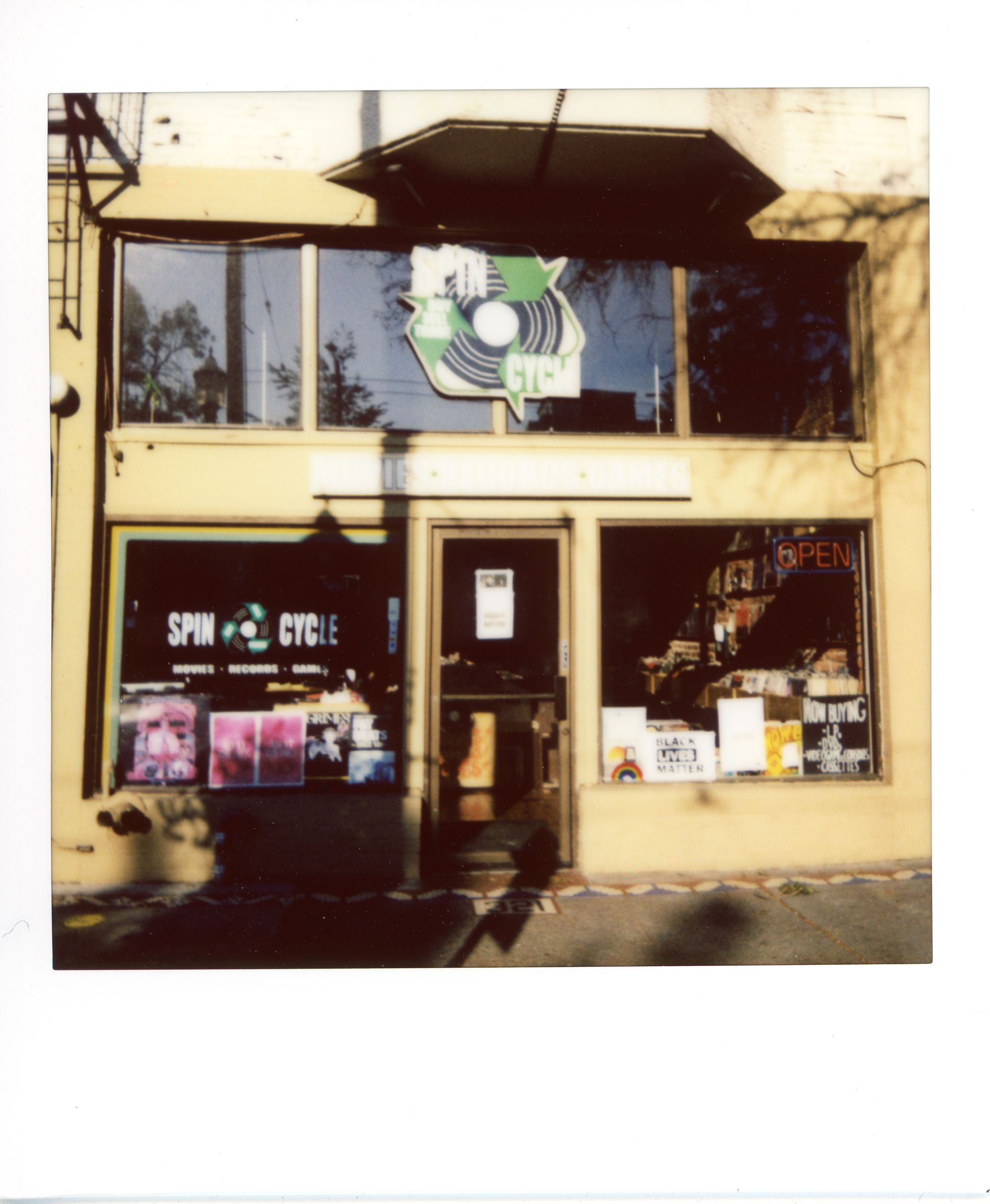 Spin Cycle Capitol Hill Seattle Records
