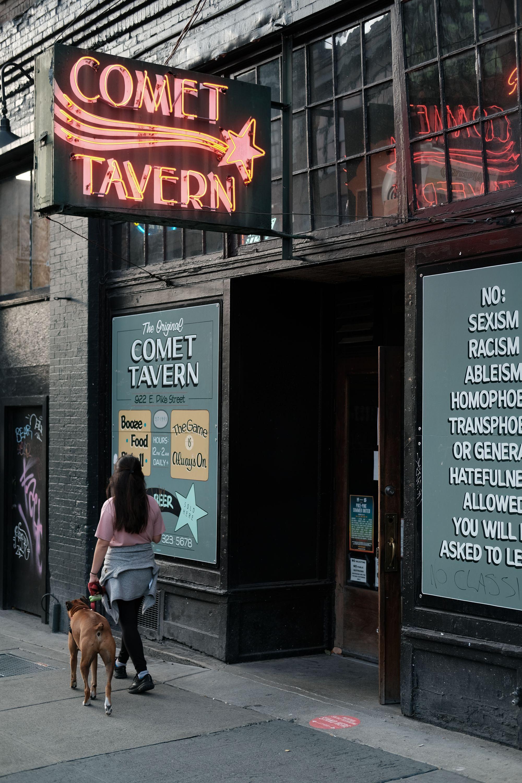 Comet Tavern Seattle