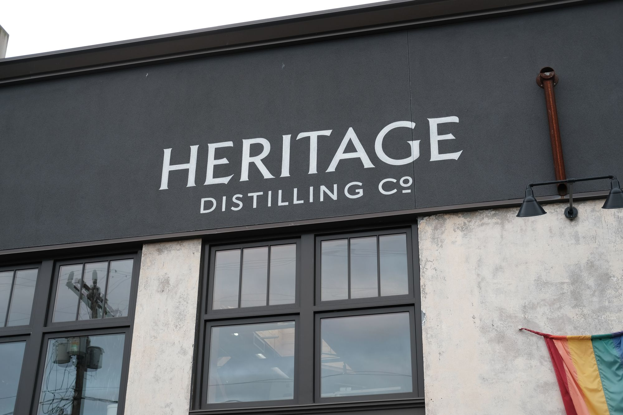 Heritage Distilling Capitol Hill Seattle