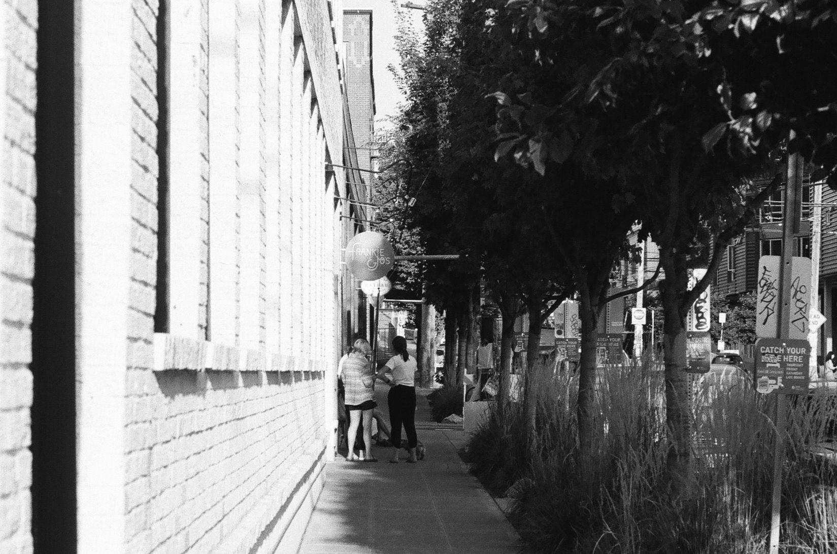 Frankie & Jo's Capitol Hill Seattle