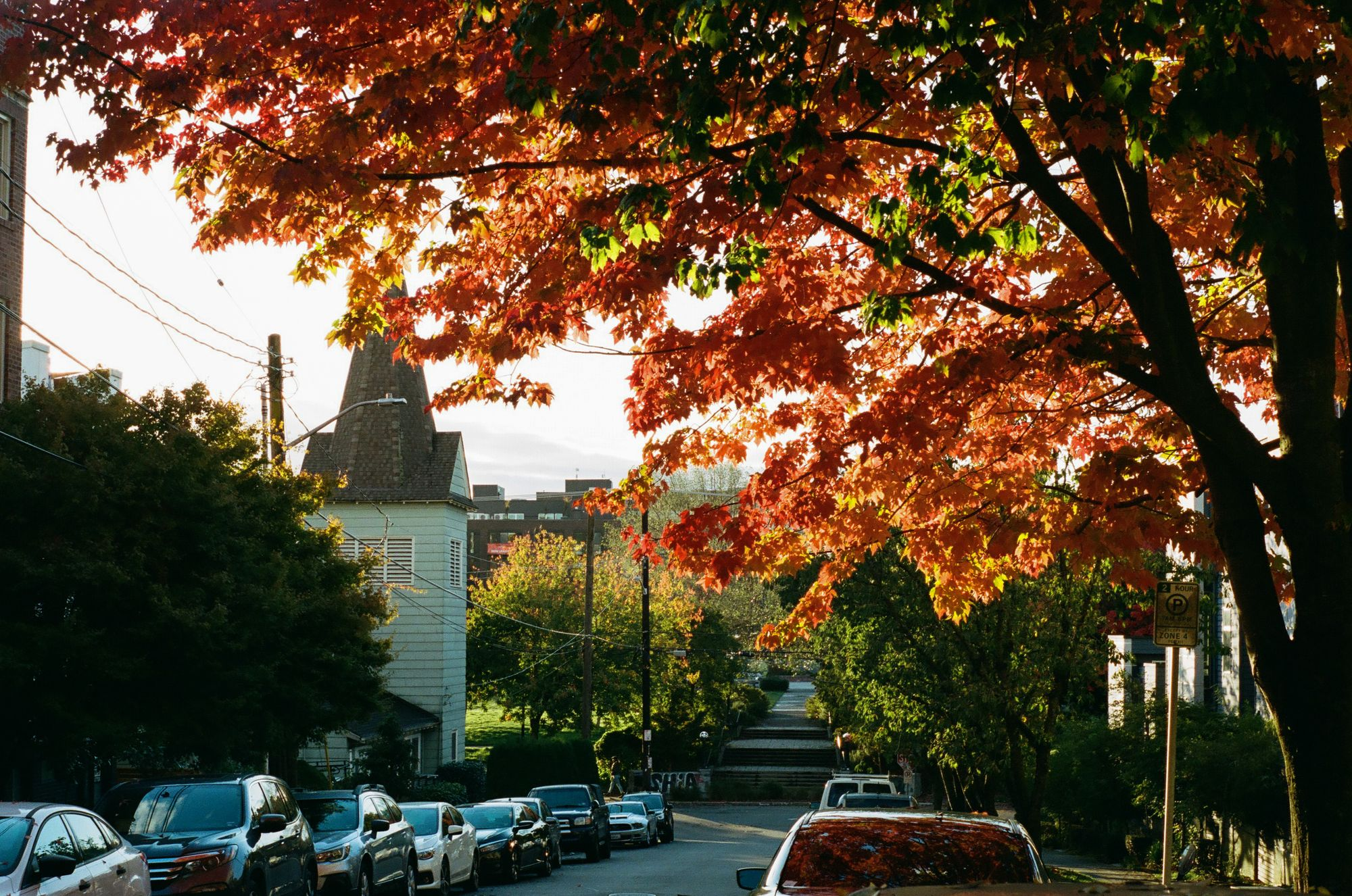 Capitol Hill Seattle