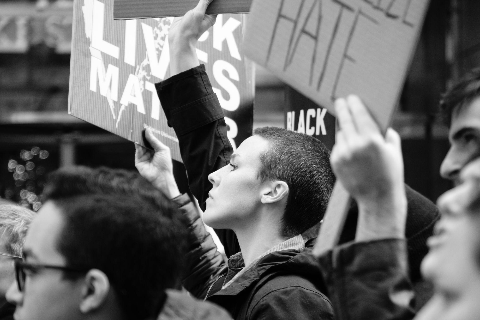 Black Lives Matter Seattle 2016