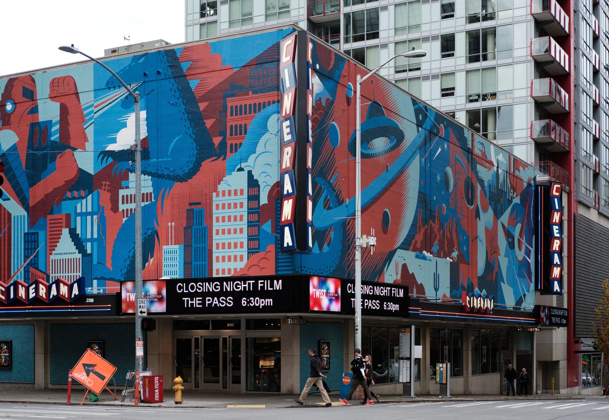 Cinerama Seattle
