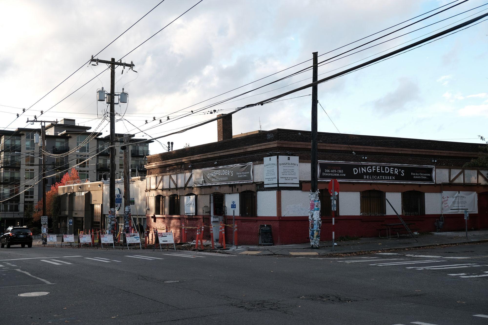 Dingfelder's Capitol Hill Seattle