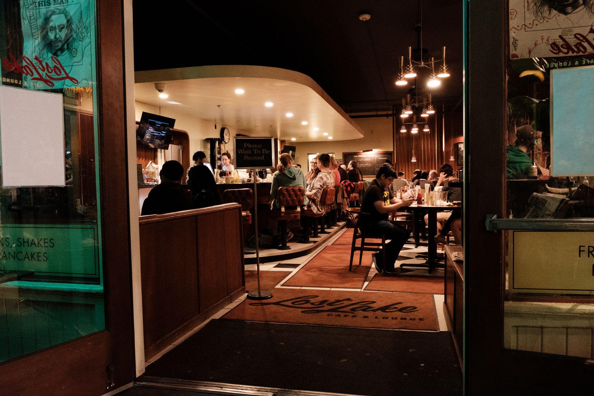 Lost Lake Café Seattle