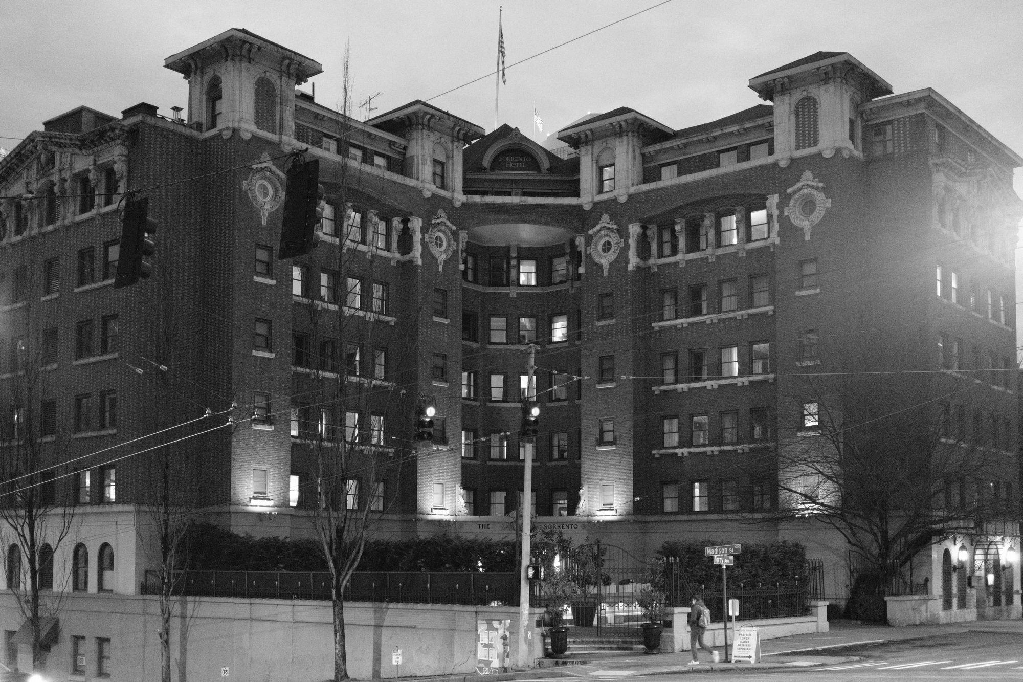Hotel Sorrento Seattle