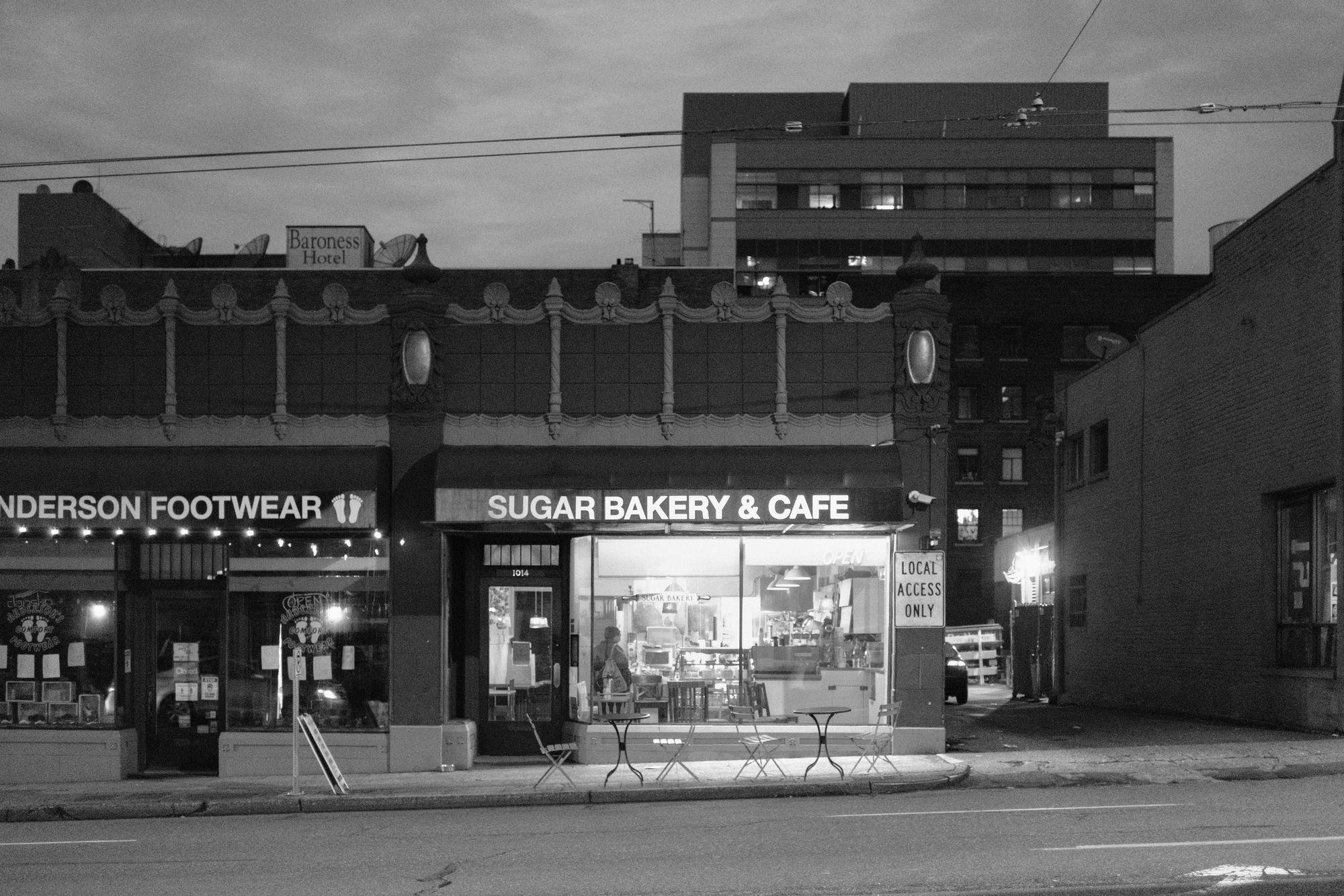 Sugar Bakery & Cafe Seattle
