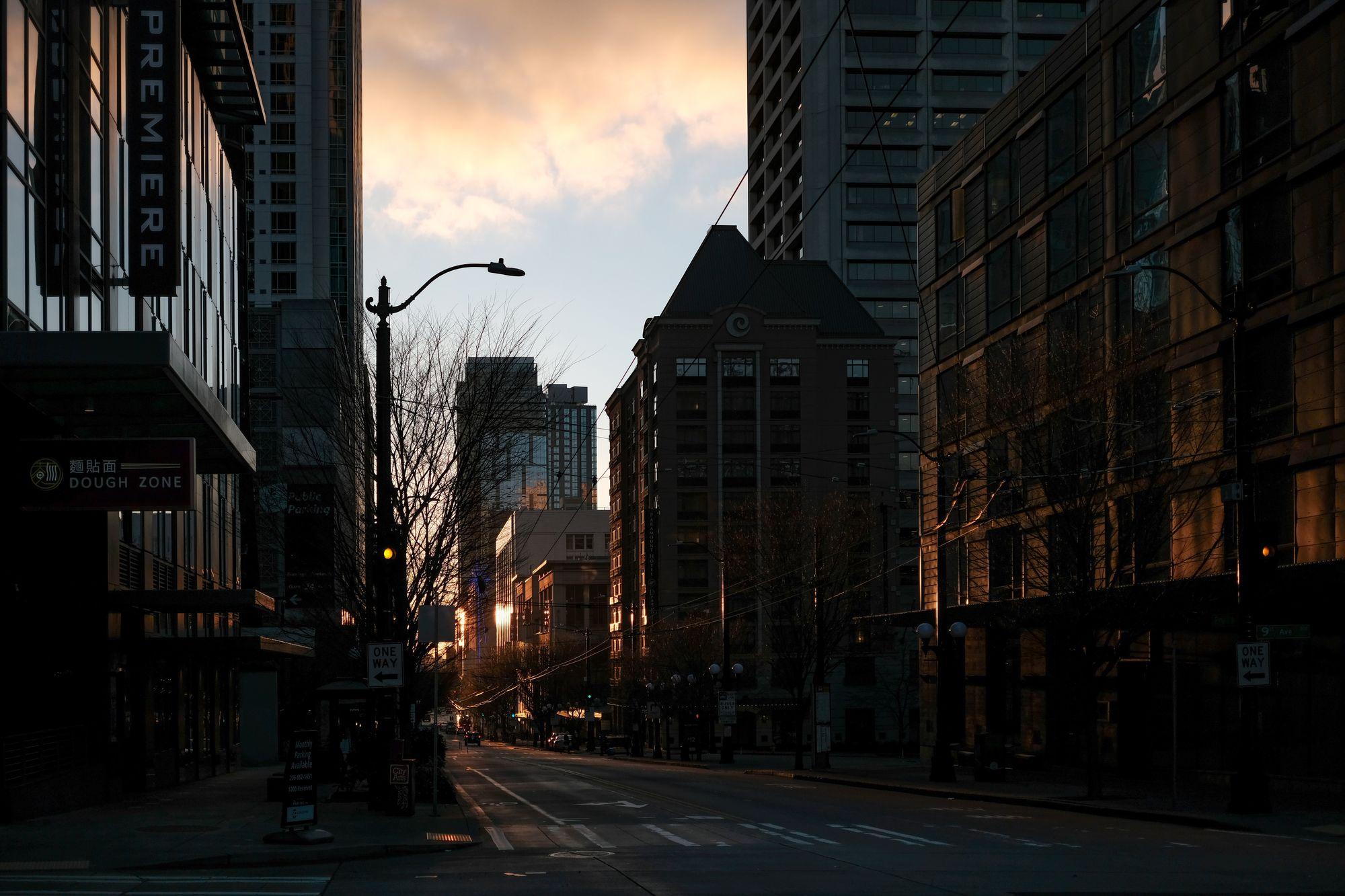Seattle January 2021