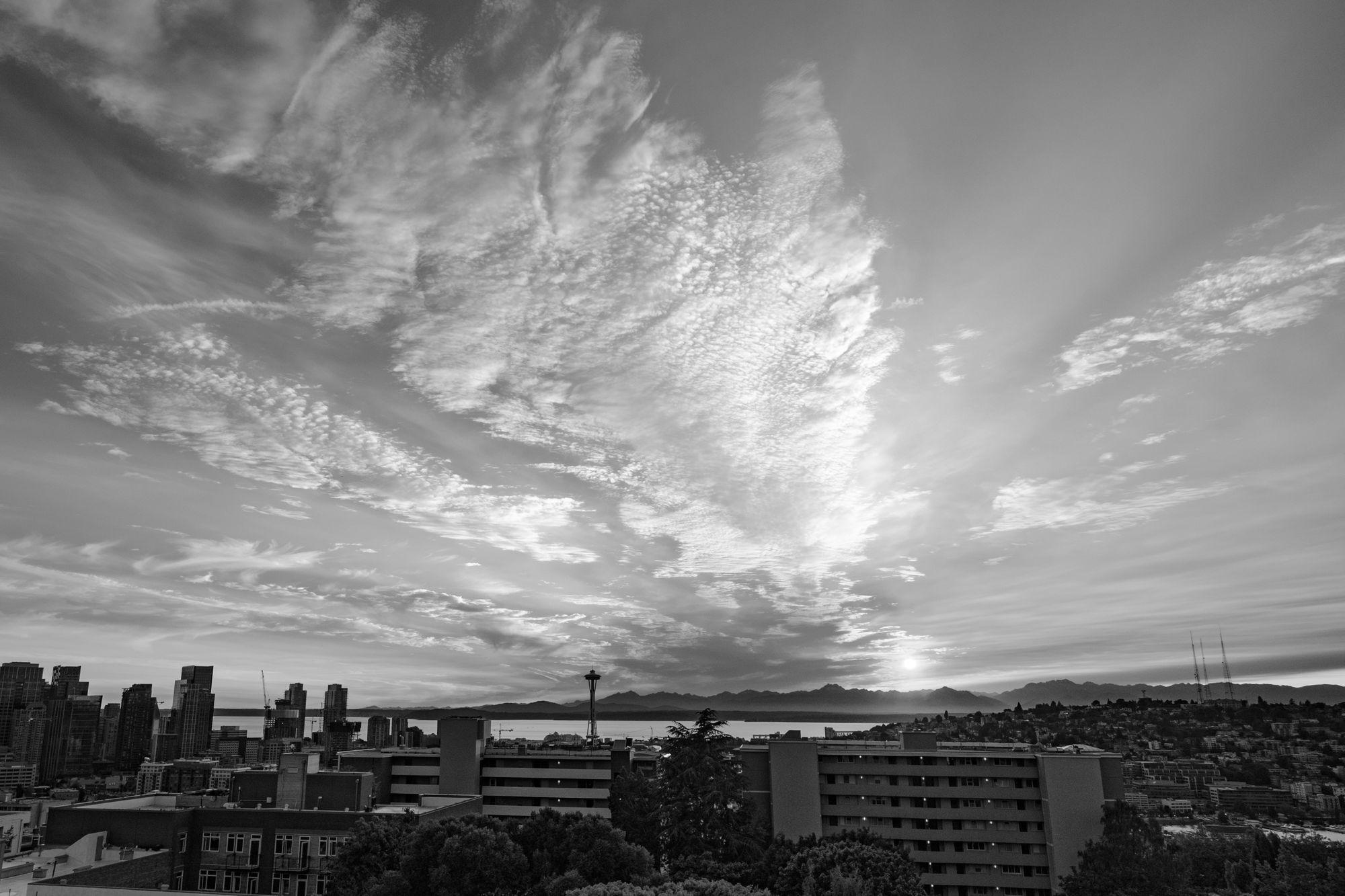 Seattle September 2017
