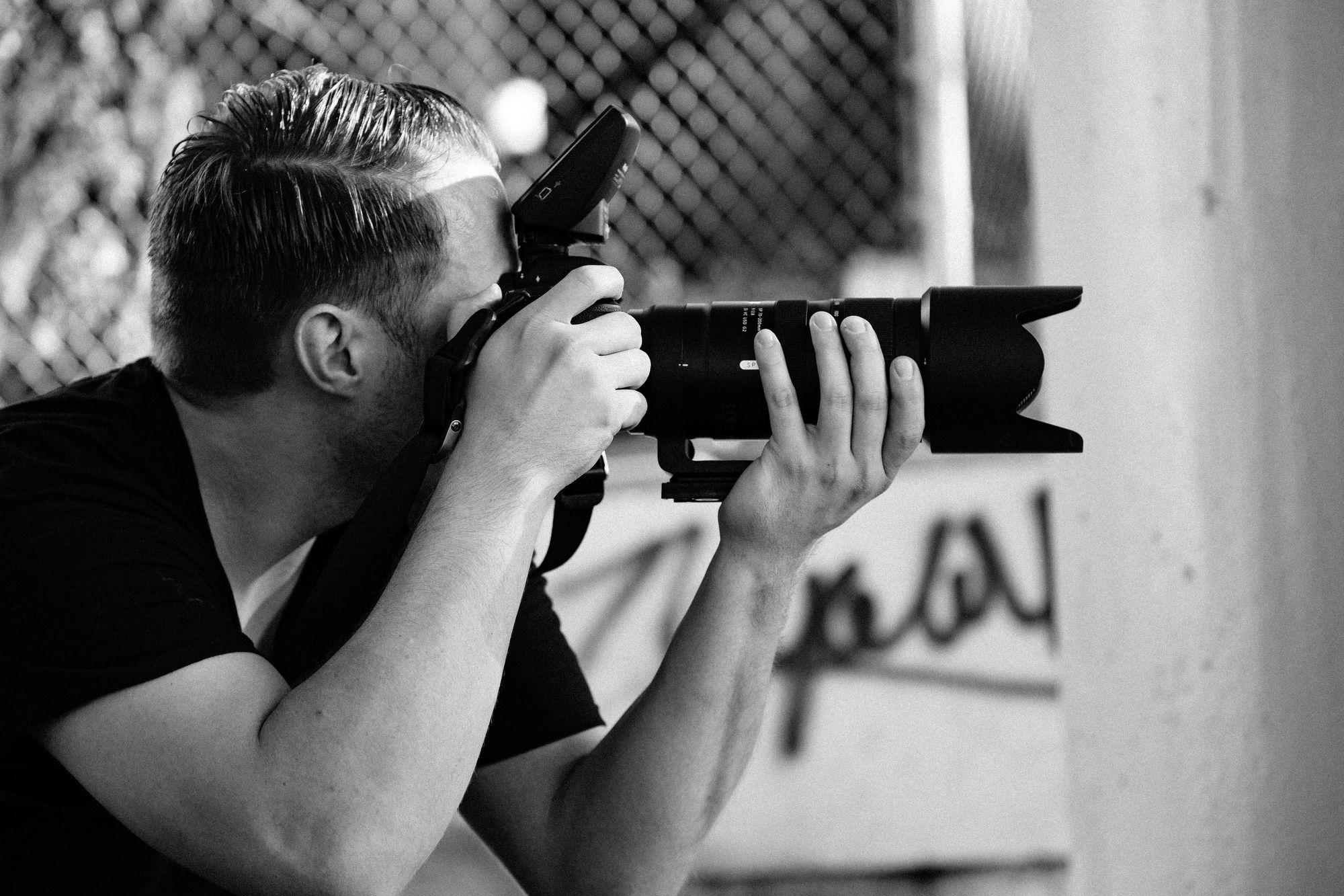 Tony Hammons Photographer
