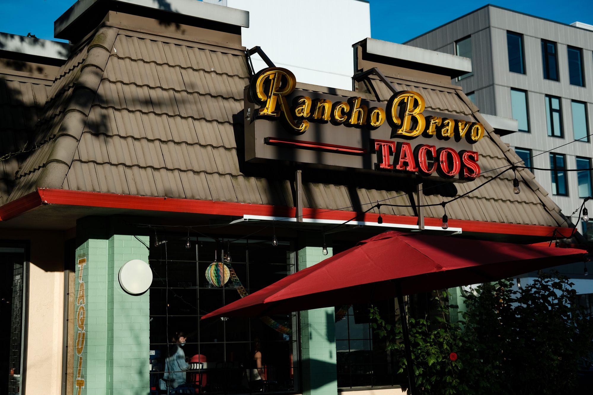 Rancho Bravo Capitol Hill Seattle 2021