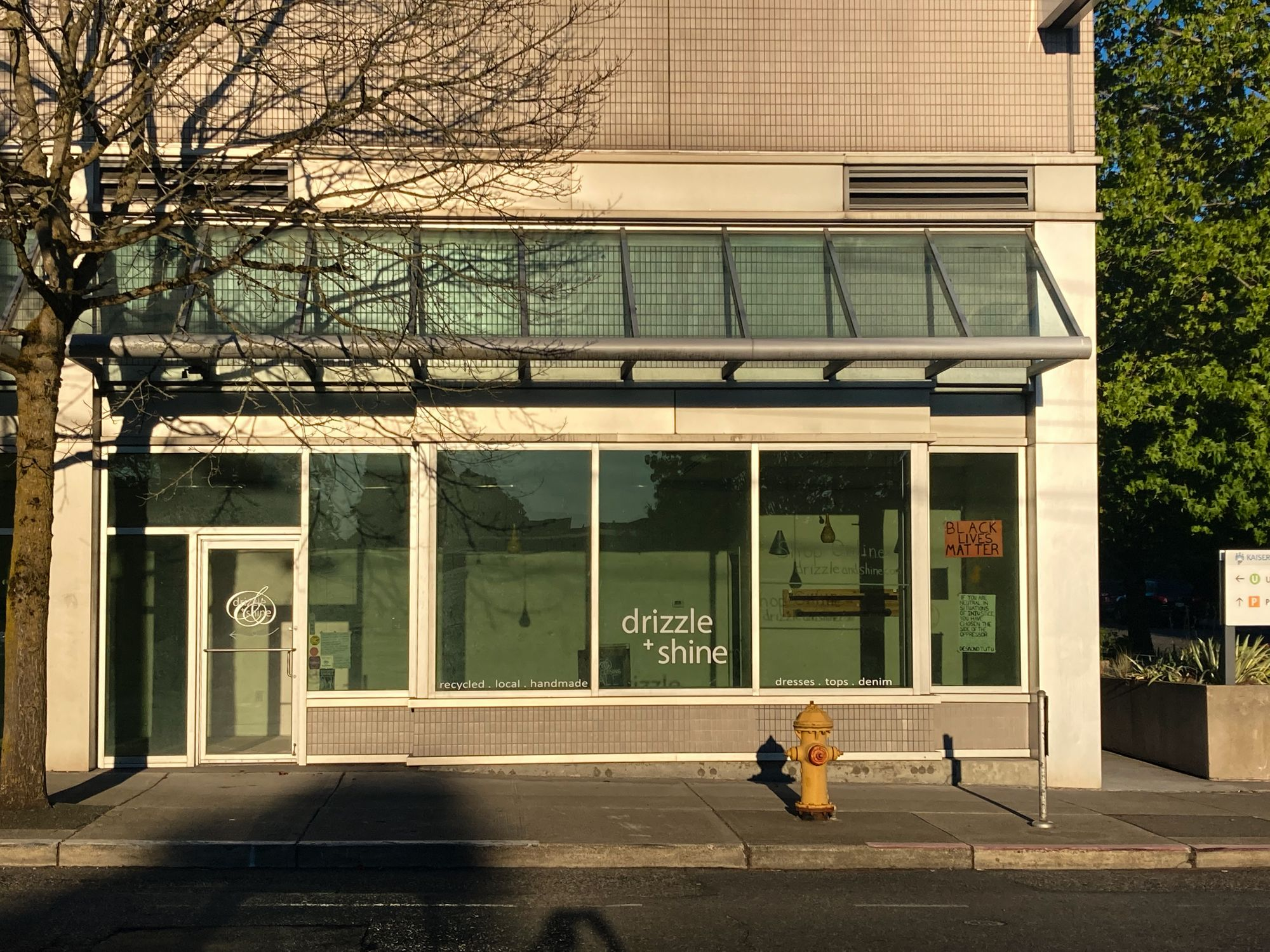 Drizzle+Shine Capitol Hill Seattle