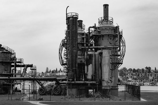 Out of the Shoebox: Gas Works